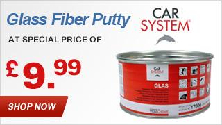Glass Fiber Putty