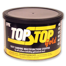 TOP STOP GOLD Polyester Stopper 1.1L